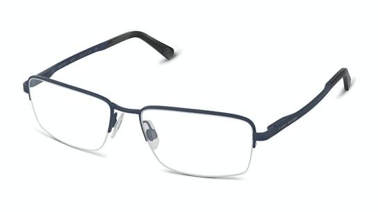 Porter Men's Glasses Transparent / Navy