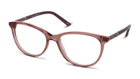 SP04 Women's Glasses Transparent / Pink