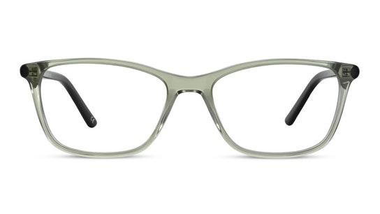 SP05 Women's Glasses Transparent / Green