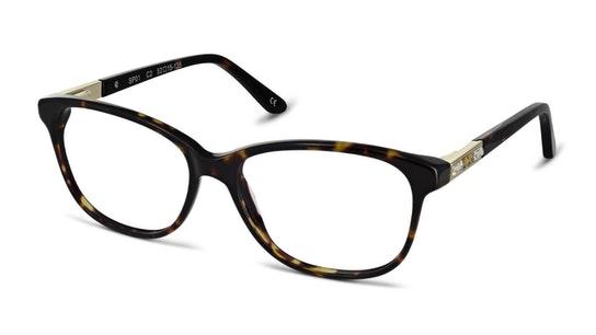 SP01 Women's Glasses Transparent / Havana