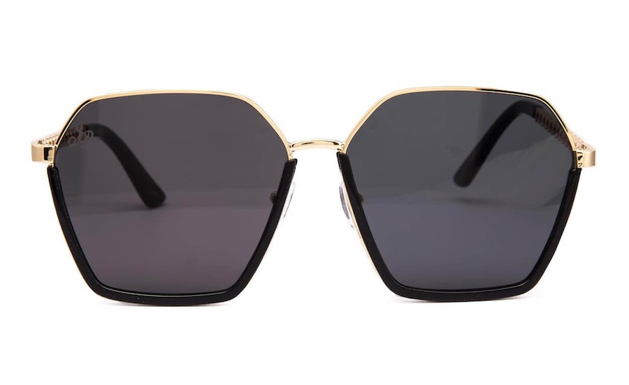 Jeepers Peepers JP 18528 (DD) Sunglasses Grey / Gold