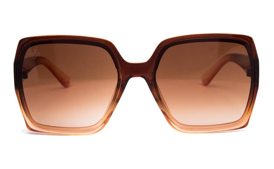 Jeepers Peepers JP 18530 (NN) Sunglasses Brown / Brown