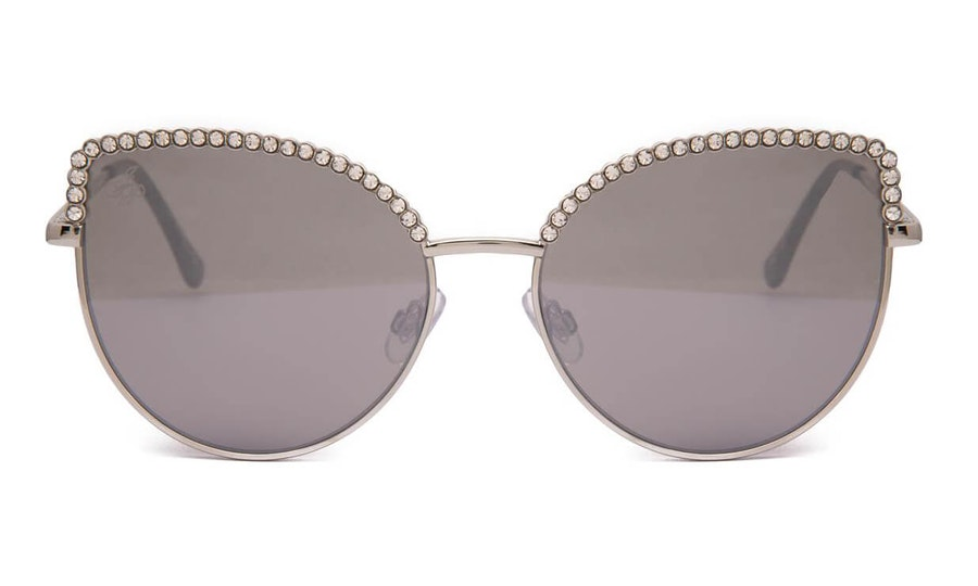 Jeepers Peepers JP 18533 (SS) Sunglasses Silver / Silver
