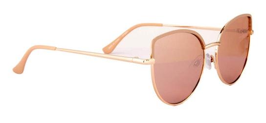 JP 18595 Women's Sunglasses Pink / Gold