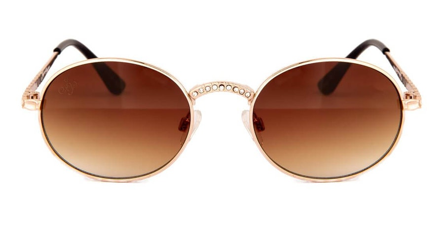 Jeepers Peepers JP 18607 (DD) Sunglasses Brown / Gold