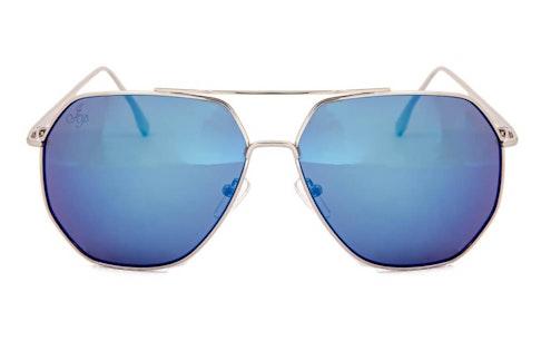 JP 18611 (SS) Sunglasses Blue / Silver