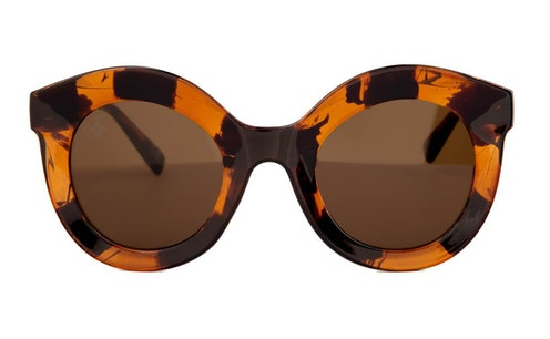 JP 18617 (HH) Sunglasses Brown / Havana