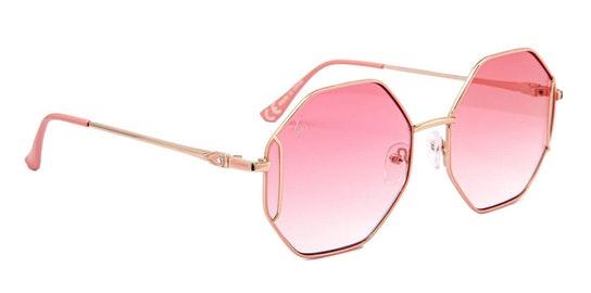 JP 18634 (PP) Sunglasses Pink / Pink