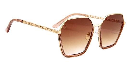 JP 18638 (DD) Sunglasses Brown / Gold