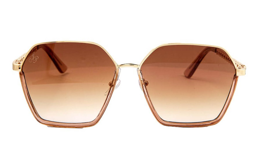 Jeepers Peepers JP 18638 (DD) Sunglasses Brown / Gold