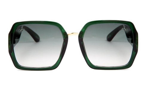 JP 18639 (EE) Sunglasses Green / Green