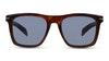 David Beckham Eyewear DB 7000/S Men's Sunglasses Blue/Tortoise Shell