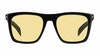 David Beckham Eyewear DB 7000/S Men's Sunglasses Yellow/Black