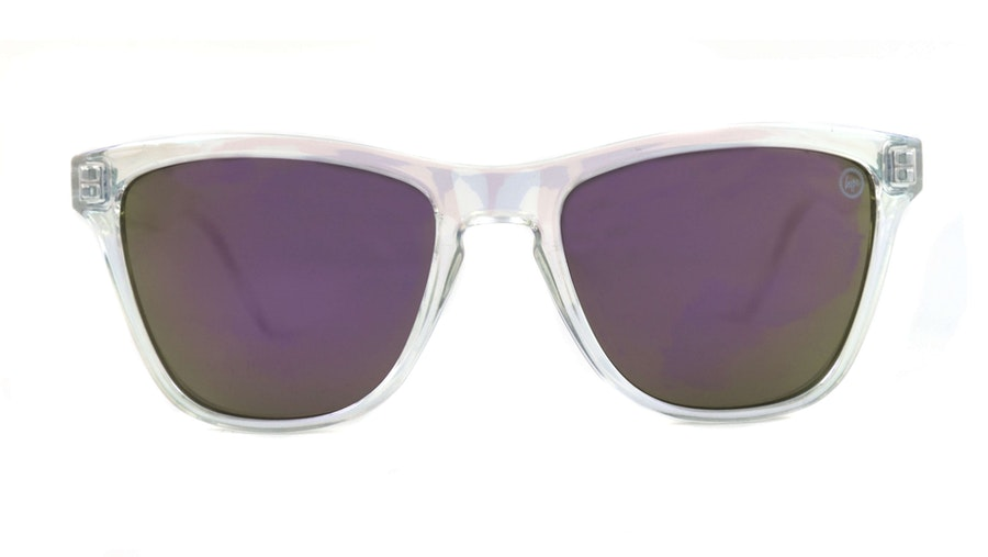 Hype Fest Children's Sunglasses Violet/Transparent