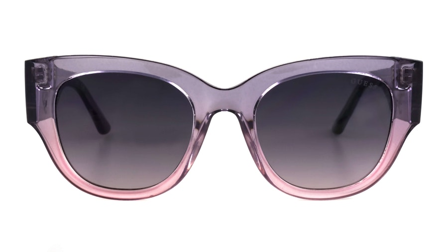 Guess GU 7680 Women's Sunglasses Grey/Grey