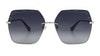 Guess GU 7693 Women's Sunglasses Grey/Silver