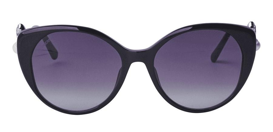 Swarovski SK 0279 Women's Sunglasses Grey / Black