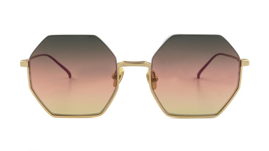 Scotch & Soda SS 5003 Women's Sunglasses Pink/Gold