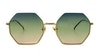 Scotch & Soda SS 5003 Women's Sunglasses Green/Gold