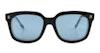 Pepe Jeans PJ 7361 Women's Sunglasses Blue/Black