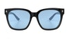 Pepe Jeans PJ 7356 Unisex Sunglasses Blue/Black