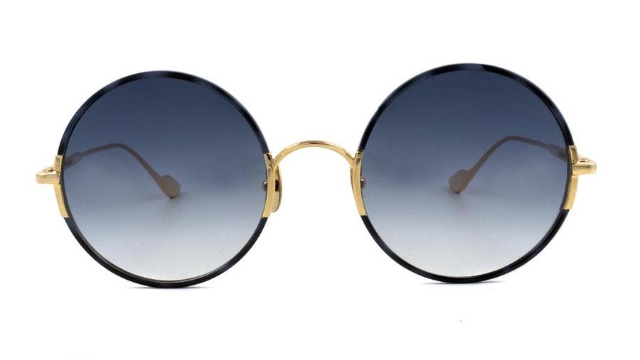 Sunday Somewhere Yetti Men's Sunglasses Brown / Gold