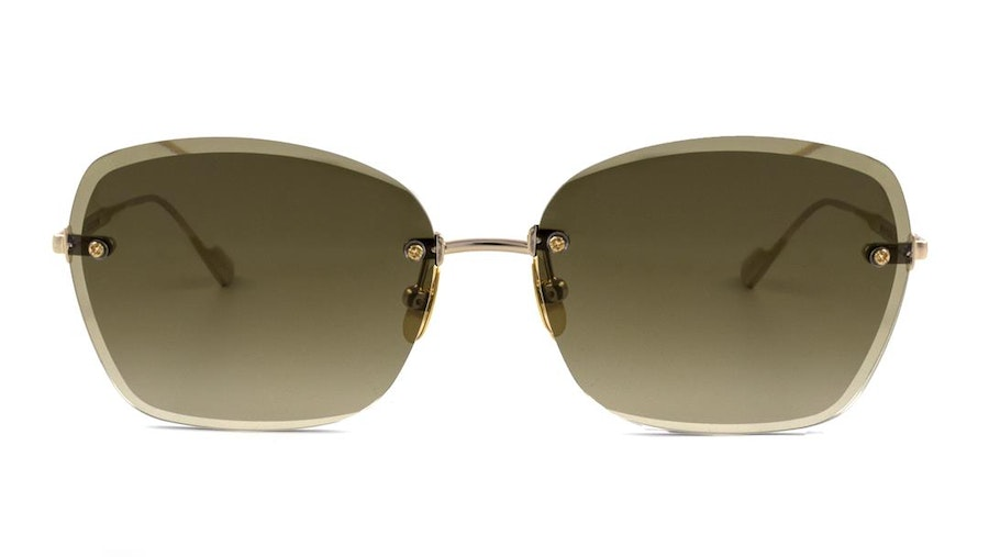 Sunday Somewhere Ava Women's Sunglasses Brown/Gold