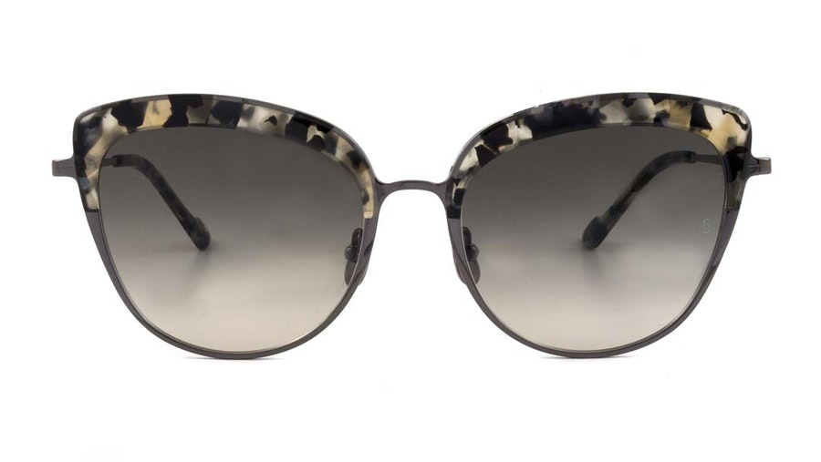 Sunday Somewhere Margot Women's Sunglasses Grey/Silver