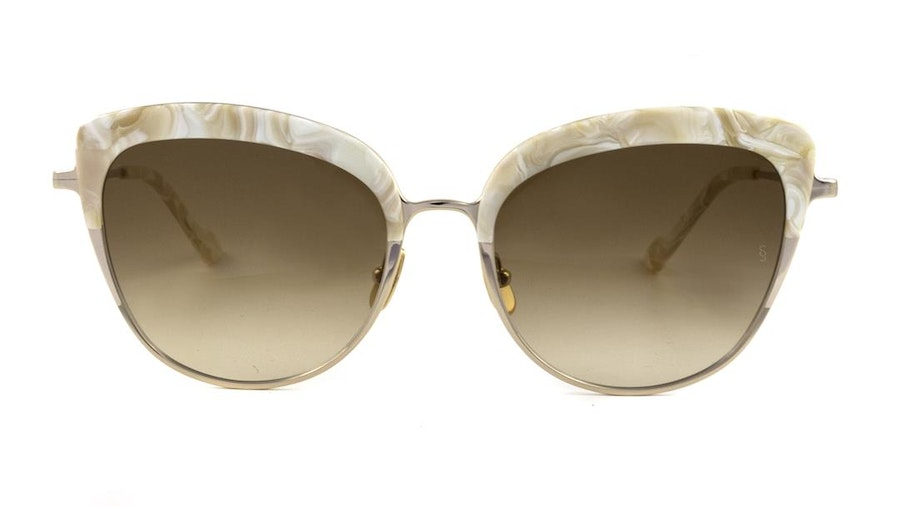 Sunday Somewhere Margot Women's Sunglasses Brown/Gold