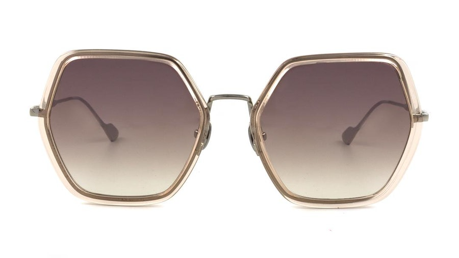 Sunday Somewhere Elizabeth Women's Sunglasses Brown/Pink
