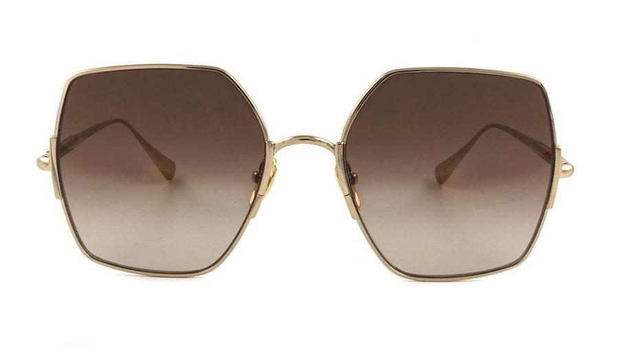 Sunday Somewhere Eden Men's Sunglasses Brown / Gold