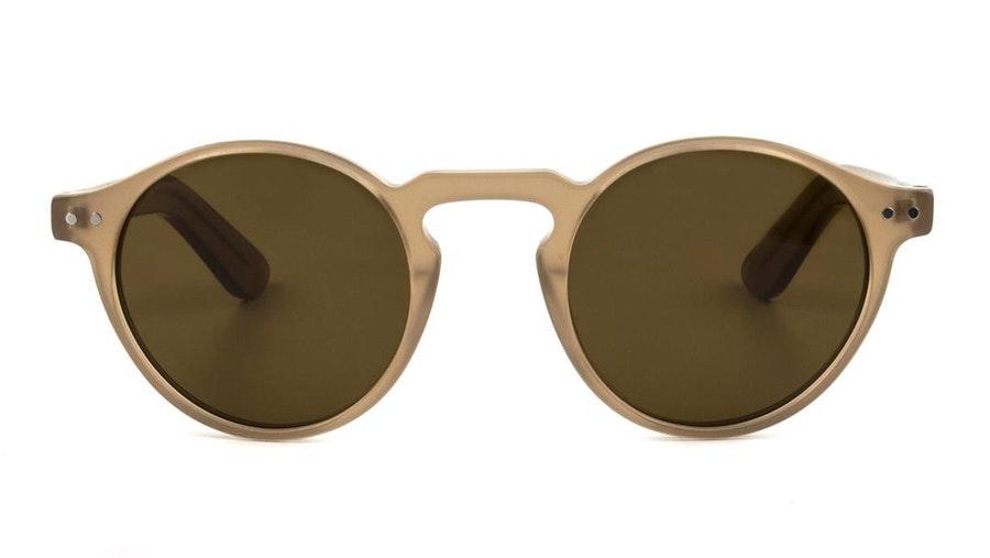 Spitfire Cut Eight Unisex Sunglasses Brown / Brown
