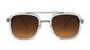 Spitfire DNA 4 Men's Sunglasses Brown/Transparent