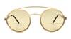 Spitfire Stay Rad Men's Sunglasses Brown/Beige