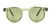 Spitfire Teddy Boy Unisex Sunglasses Green/Green