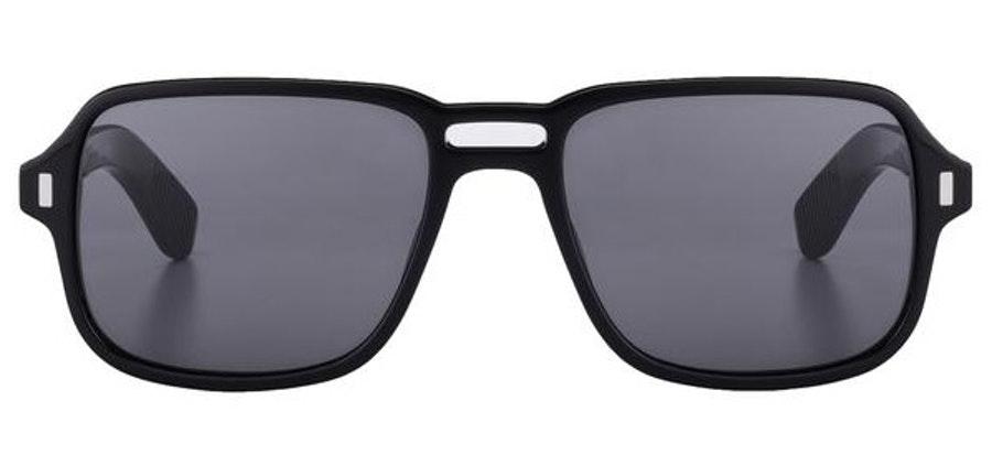 Spitfire Cut Fourteen Men's Sunglasses Grey / Black