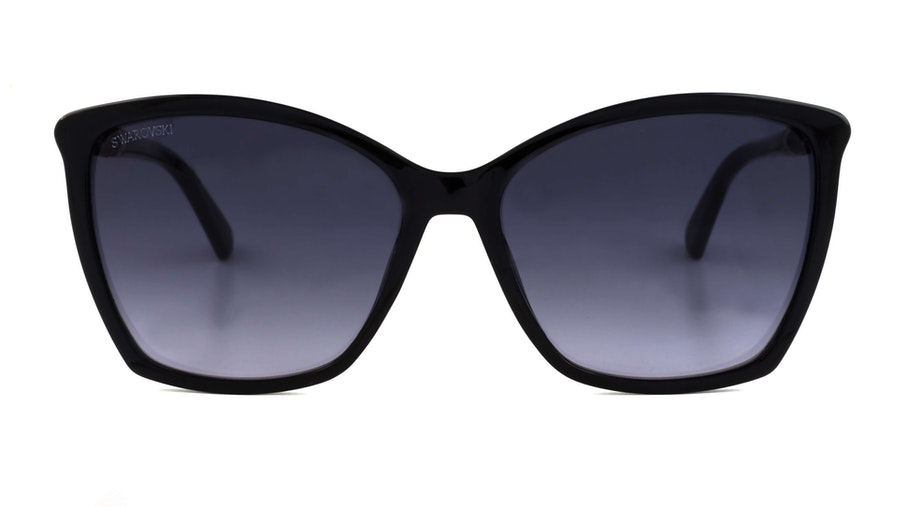Swarovski SK 0148 Women's Sunglasses Grey / Blue