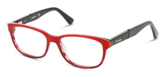 DL 5265 Children's Glasses Transparent / Red