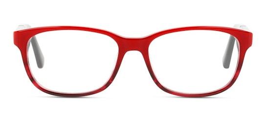 DL 5265 (068) Children's Glasses Transparent / Red