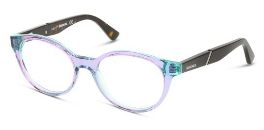 DL 5284 (083) Children's Glasses Transparent / Purple