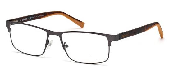 TB 1594 (Large) Men's Glasses Transparent / Grey