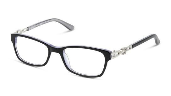 GU 2677 Women's Glasses Transparent / Black
