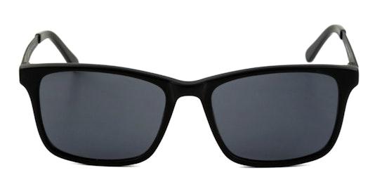 Justice League 2002S (Black) Children's Sunglasses Grey / Black