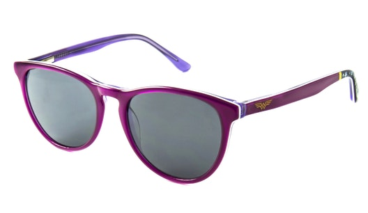 Wonder Woman 501S (C1) Children's Sunglasses Grey / Pink