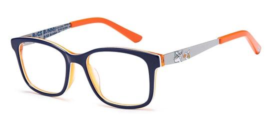 Bugs Bunny LOON235 (BLUE) Children's Glasses Transparent / Black