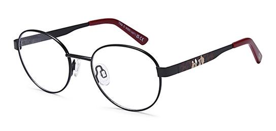 Taz LOON241 (BLACK) Children's Glasses Transparent / Black