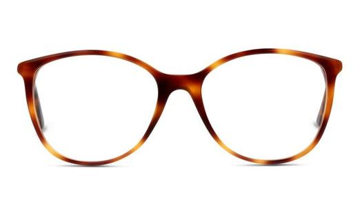 BE 2128 Women's Glasses Transparent / Brown