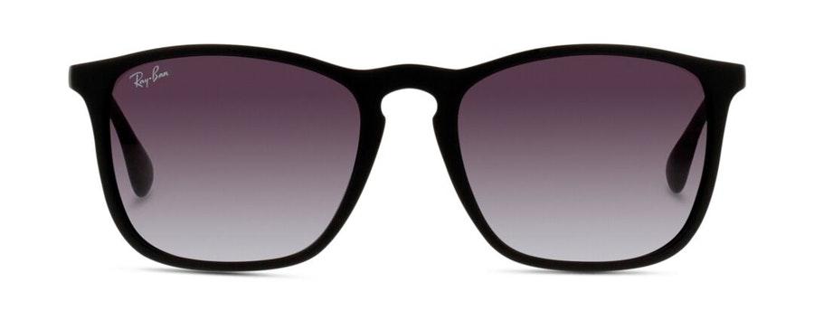 Ray-Ban Chris RB 4187 Men's Sunglasses Grey / Black