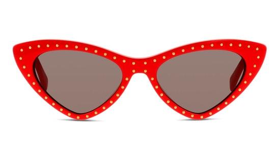 MOS 006/S Women's Sunglasses Grey / Red