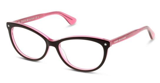 TH 1553 Women's Glasses Transparent / Black